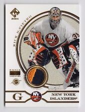 2003-04 Private Stock Reserve Rick DiPietro Jersey Patch Variation (006/200)