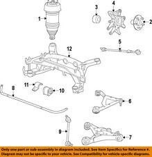 JAGUAR OEM 11-17 XJ Rear Suspension-Tie Rod C2D51044