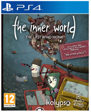 The Inner World The Last Wind Monk  (Playstation 4)  Pre-order