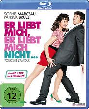 Blu-ray * ER LIEBT MICH, ER LIEBT MICH NICHT ... - SOPHIE MARCEAU  # NEU OVP $