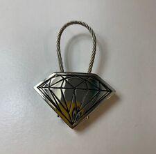 Brilliant Blank House Key Keyring Keychain Logo  Kwikset KW1 Diamond Supply Co
