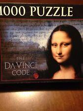 1000 Piece Puzzle The Davinci Code Jumbo