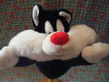 "LOONEY TUNES SYLVESTER PUPPET/GOLF CLUB COVER 10"" APPROX VGC"