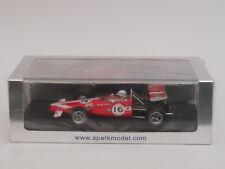 1/43 Spark S3134  McLaren M7C  # 16  John Surtees  6th Place 1970 Dutch GP
