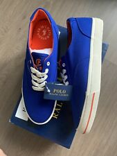 New Polo Ralph Lauren Bringitback Men's Sneakers Trainers Shoes Size UK 9 EU 43