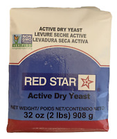 Red Star - Active Dry Yeast- 2 lbs