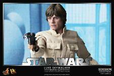 Hot Toys Sideshow Luke Skywalker: Bespin DX07 1/6 Star Wars Esb Ltd Ed. figura