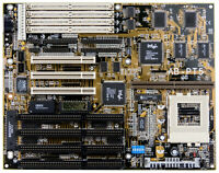 ABIT AB-PT5 SOCKET 7 SIMM ISA PCI AT