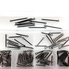 """200 pezzi, 4mm (5/32 """") A2 in Acciaio Inox Split spille, COPPIGLIA din94 SS 01"""