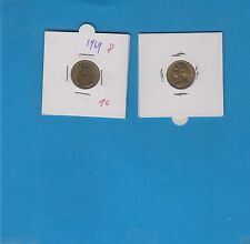 Gertbrolen 5 Centimes  Marianne en Cupro-Aluminium-Nickel 1969 Exemplaire N° 8