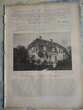 1903  Villa Mayer Graz Murnau