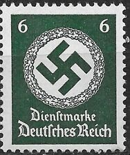 Germany 3rd Reich Mi# 135 Official Stamps Issued 1934 MNH **