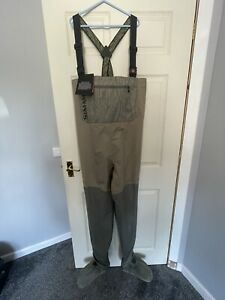 Simms Soul River Stockingfoot Waders **BRAND NEW WITH TAGS** MEDIUM