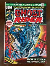 GHOST RIDER #1 Marvel 1st Appearance Son of Satan Daimon Hellstrom 1973 Comic