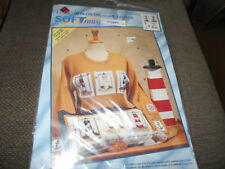 Plaid Brand~Soft Transfer Iron-On Lighthouse Collection #58024