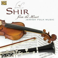 Shir : From the Heart: Jewish Folk Music CD (2014) ***NEW***