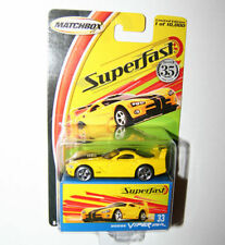 Matchbox Superfast Dodge Diecast Cars