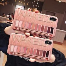 Cute Unique Urban Decay Naked Palette phone cases iPhone7/8/XsMax/XR/Samsung