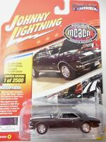 JOHNNY LIGHTING 1 OF 2980 1967 CHEVY CAMARO Z28  - 1:64TH SCALE  DIE-CAST #2