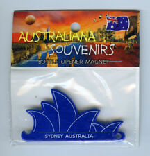 Sydney Opera House, Magnet, Bottle Opener, Blue, from Australia