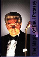 The Magic Of Paul Potassy-Schenk & Sondermeyer-1st Ed-Silks Cards-Close-Up Trick