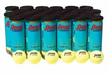 72 Balls Penn Coach Practice Teaching Tennis Ball High Quality In Sealed Cans !
