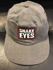 Snake Eyes-Brian DePalma Directed1998 Thriller.Nicholas Cage.Rare Handsome Grays