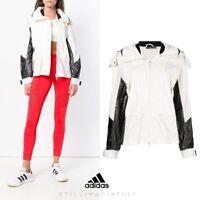 $230 adidas STELLA McCARTNEY RUN ULTRA TECH JACKET sz L running tennis golf coat