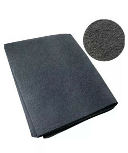 Rangehood Charcoal carbon filter 50cm X 57cm X 3mm Range Hood Sydney Stock