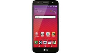 "Virgin Mobile LG X Charge | Prepaid Android Smartphone | 5.5"" - 16GB 