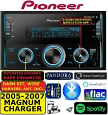 05 06 07 DODGE MAGNUM CHARGER PIONEER AM/FM BLUETOOTH USB Car Radio Stereo PKG