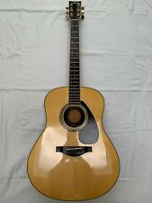 YAMAHA LL6 ACOUSTIC SOLID SITKA SPRUCE TOP FULLY REFURBISHED TO A VERY HIGH STND