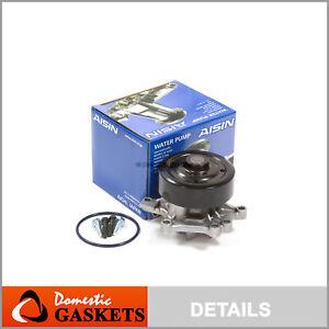 Fit 98-08 Toyota Corolla Matrix Celica MR2 Vibe Prizm 1.8 AISIN Water Pump 1ZZFE