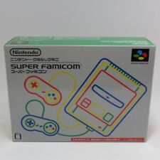 Nintendo classic mini Super Famicom Family Computer Game Console from Japan New