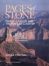 Pages of Stone: Geology of Western National Parks and Monuments Chronic, Halka