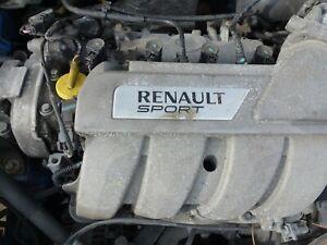 RENAULT CLIO 197 ENGINE F4R 830 200 GORDINI