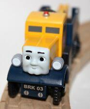 Genuine Thomas & Friends Wooden Train Railroad Tank Engine - Butch Retired EUC