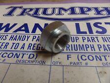 57-1047 TRIUMPH BSA 5T 6T T100 T110 T120 A50 A65 CLUTCH MAIN SHAFT NUT 68-3030