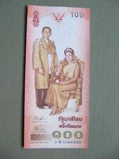 Thailand 100 Baht 2004 Pick 111 Gedenkbanknote kassenfrisch unc