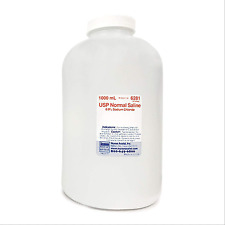 Sterile 09 Saline Solution 1000ml