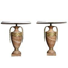 Neo classical antique lamps ebay sublime neoclassic pair onyx urn table lamps gilt bronze decorative motif trim mozeypictures Images