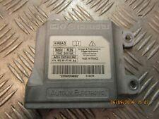 MG ZR AIRBAG ECU 602864700 TROPHY 105 1.4 105 BHP 3 DOOR 5 SPEED 2005