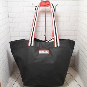 Hunter Black Nylon Large Tote Bag  - 449144 -  RRP. £90.00