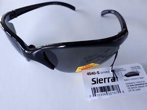 "STREAMSIDE  "" POLARIZED SUNGLASSES "" Model 4540-B "" SIERRA "" (brown) FISHING"