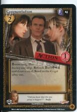 Buffy CCG TCG Angels Curse Limited Edition Card #25 Confrontation