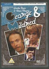 GEORGE & MILDRED - COMPLETE SERIES 2 - UK R2 DVD - George And MIldred