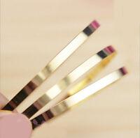 2Pcs 5mm Blank Headbands Metal Hair Band Lots DIY Accessories Craft Supplies