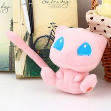 Rare Mew Plush Soft Doll New BabyToy Stuffed Animal Xmas Gift Nintendo Pokemon