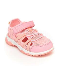 New Carter's Toddler Girls Pink Monroe Sandal 7 10