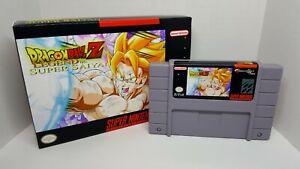 DBZ: Legend of the Super Saiyan - English Translation SNES NTSC - Dragonball Z S